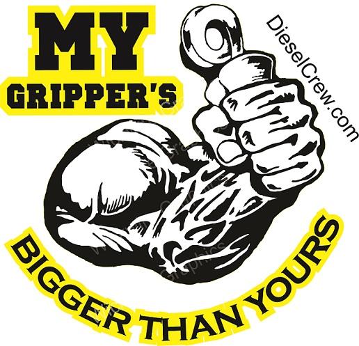 grippers bigger